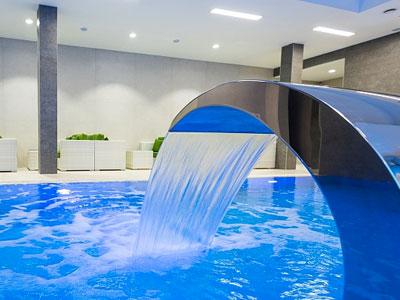 для бассейнов для обеззараживания воды лечебных и плавательных бассейнов