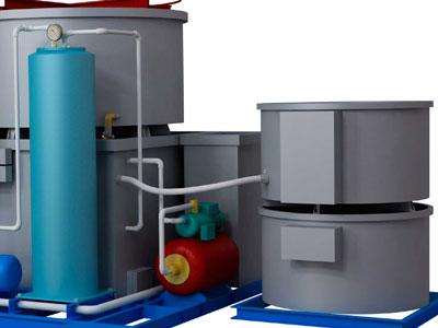 оборотная вода для систем оборотного водоснабжения