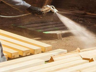 защита древесины строителям, на производстве, домовладельцам