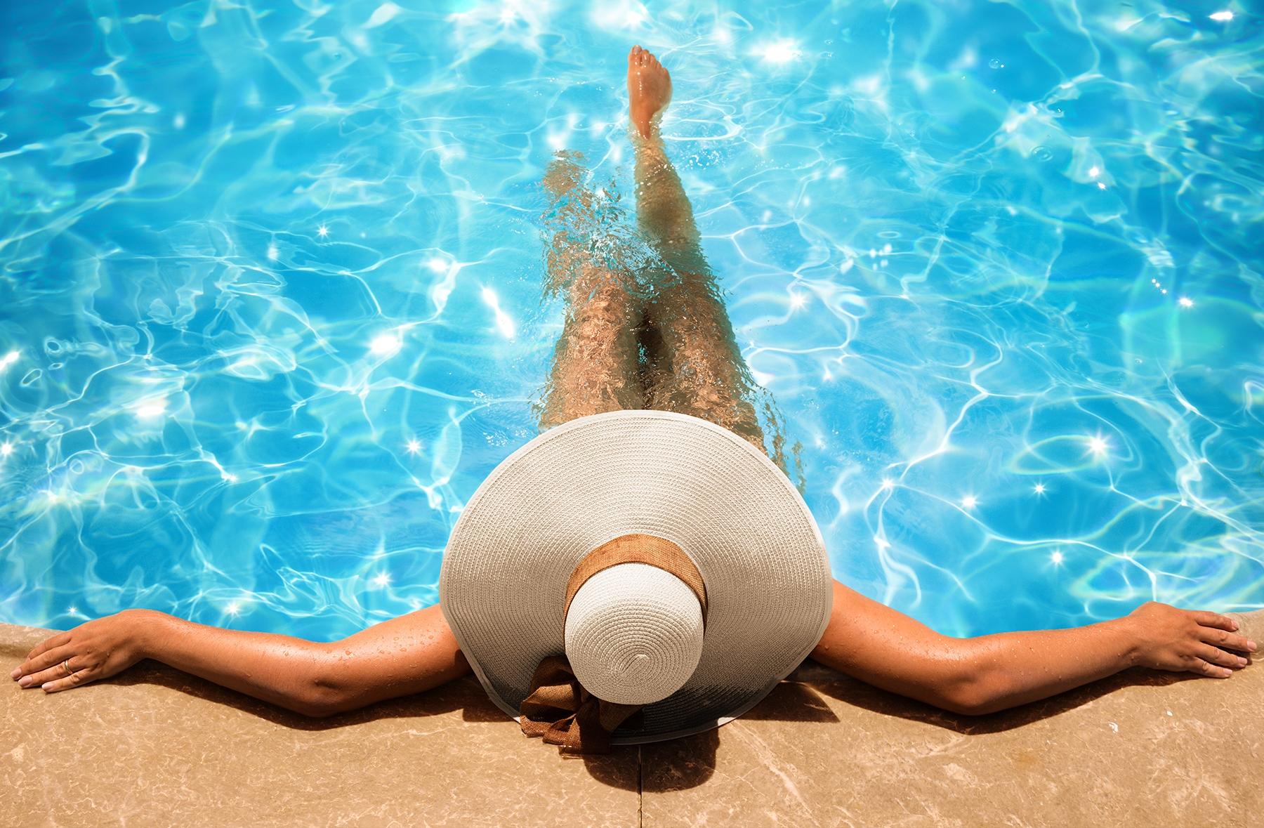 как очистить воду в бассейне полисептом