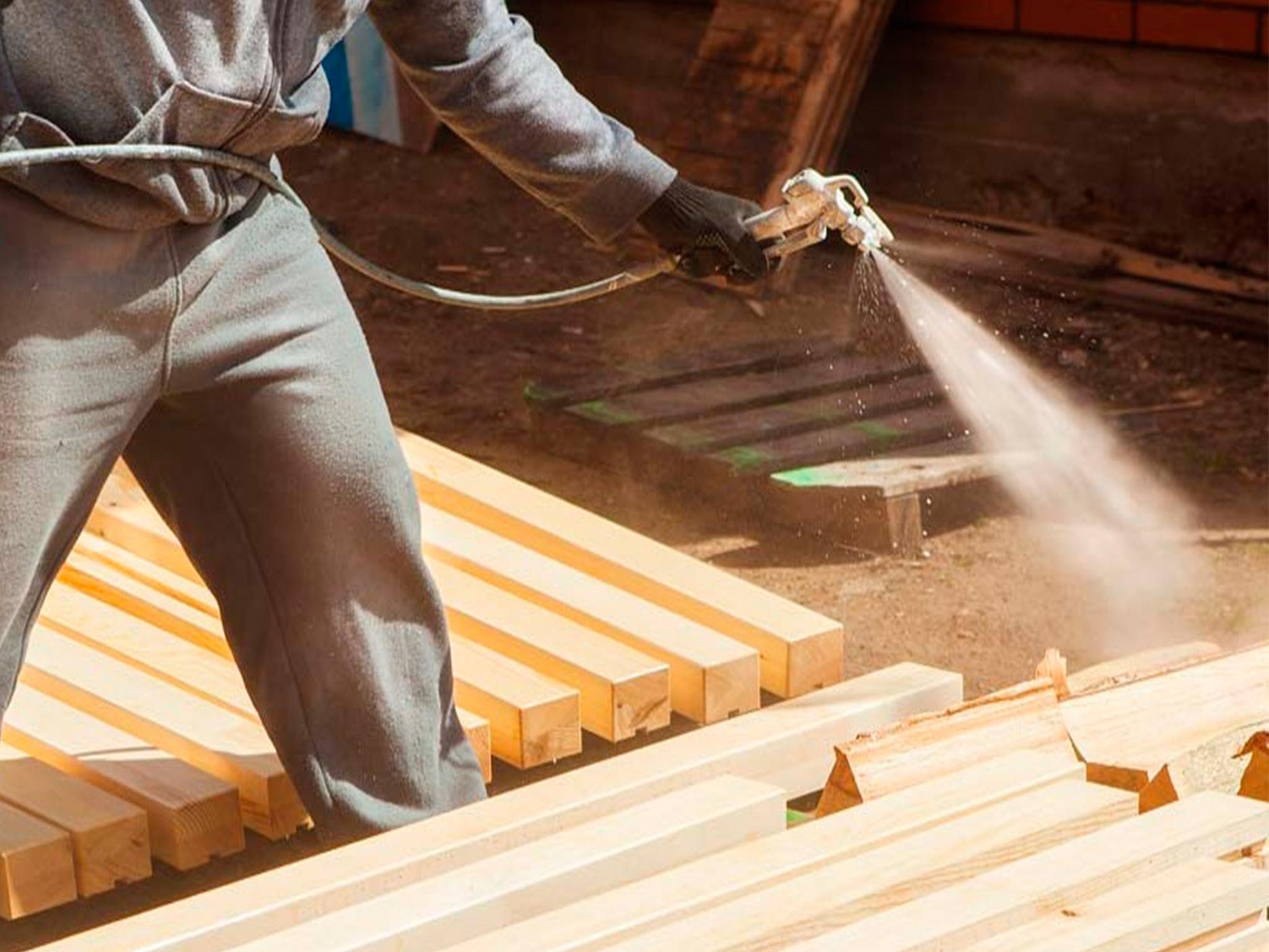 средство для защиты древесины от плесени