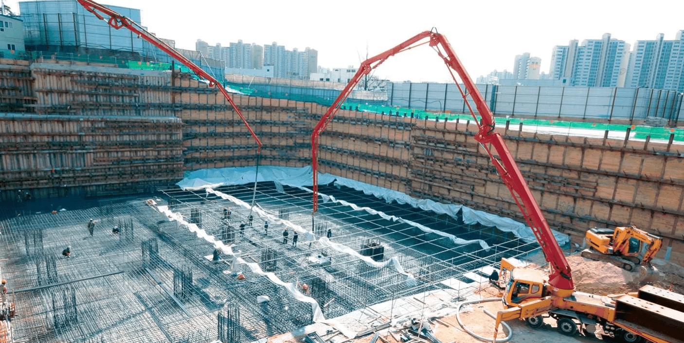 Применение Полисепта в бетонном строительстве