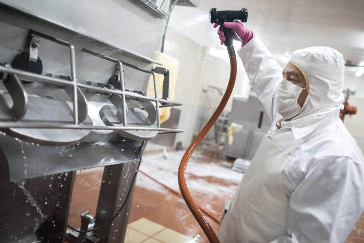 полисепт - дезсредство для применения в молочной промышленности