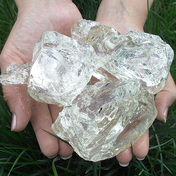 ПГМГ в кристаллах